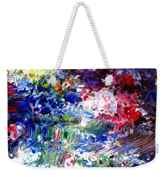 Abstract Series 070815 A2 Weekender Tote Bag