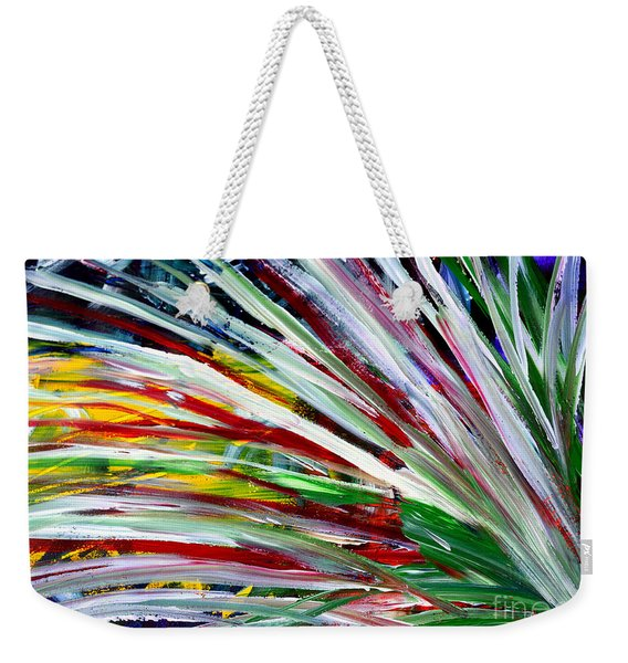 Abstract Series C1015cl Weekender Tote Bag