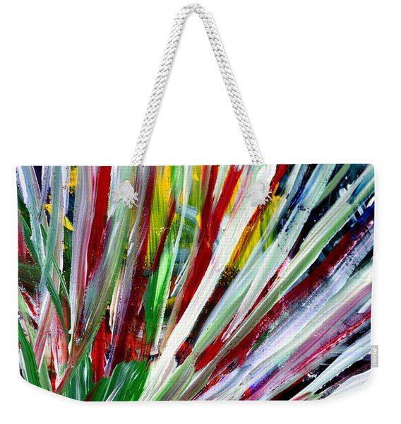 Abstract Series C1015cp Weekender Tote Bag