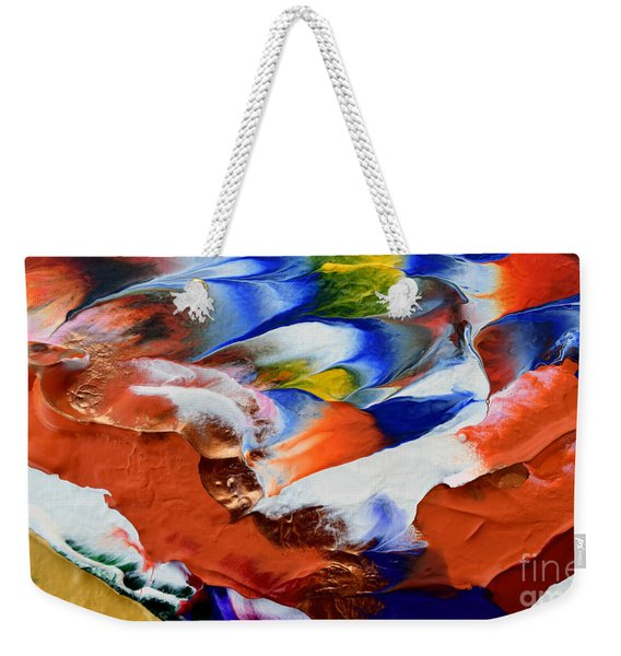 Abstract Series N1015al  Weekender Tote Bag