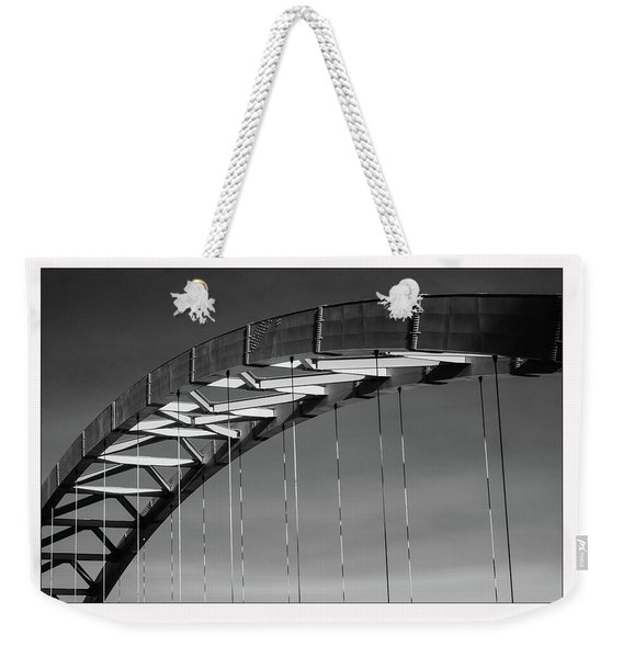 Abstract Sky Weekender Tote Bag