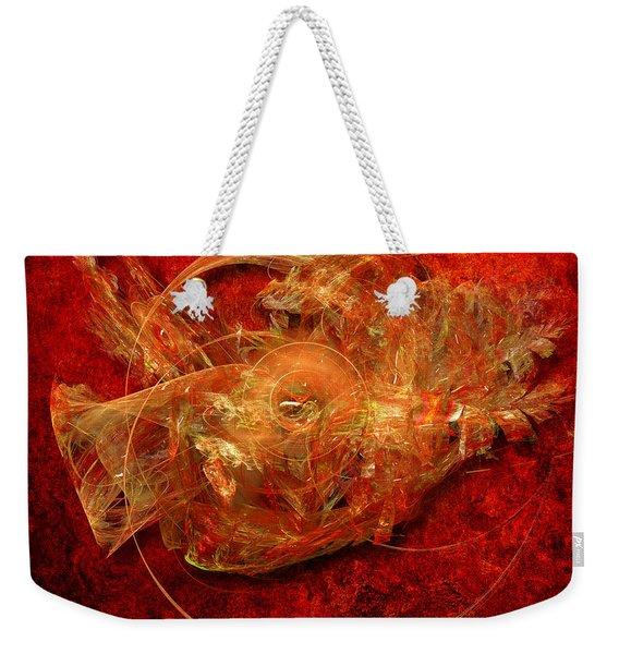 Abstractfantasy No. 1 Weekender Tote Bag
