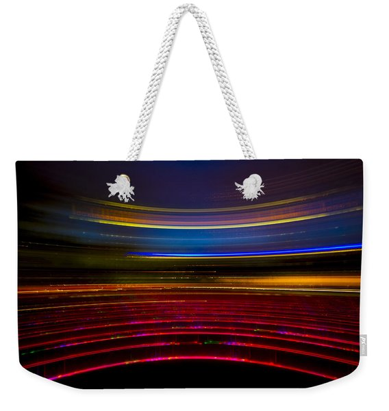 Abstracting St Louis Weekender Tote Bag