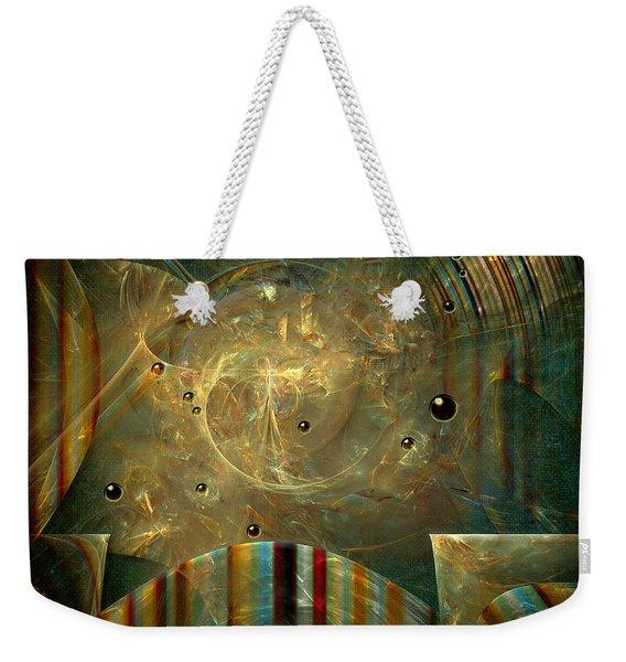 Abstractus Weekender Tote Bag
