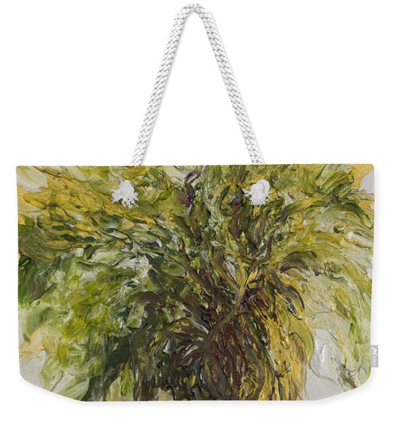 Abundance Tree Weekender Tote Bag
