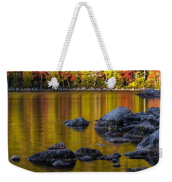 Acadian Glow Weekender Tote Bag