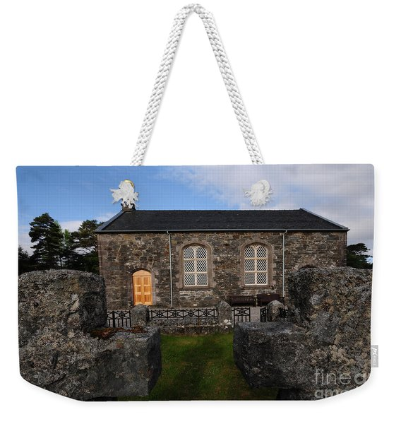 Acharacle Church Weekender Tote Bag