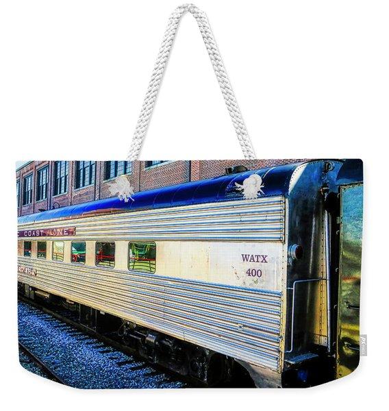 Moultrie Dining Car Weekender Tote Bag