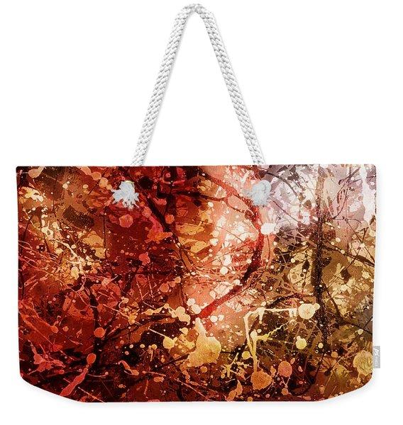 Acquiescence Weekender Tote Bag