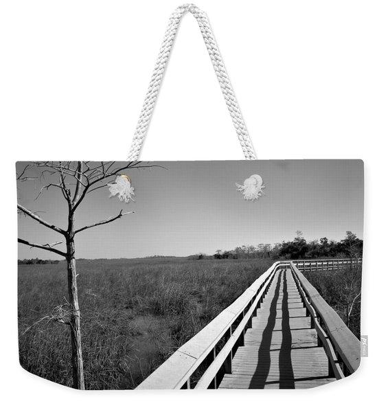 Across The Swamp Weekender Tote Bag