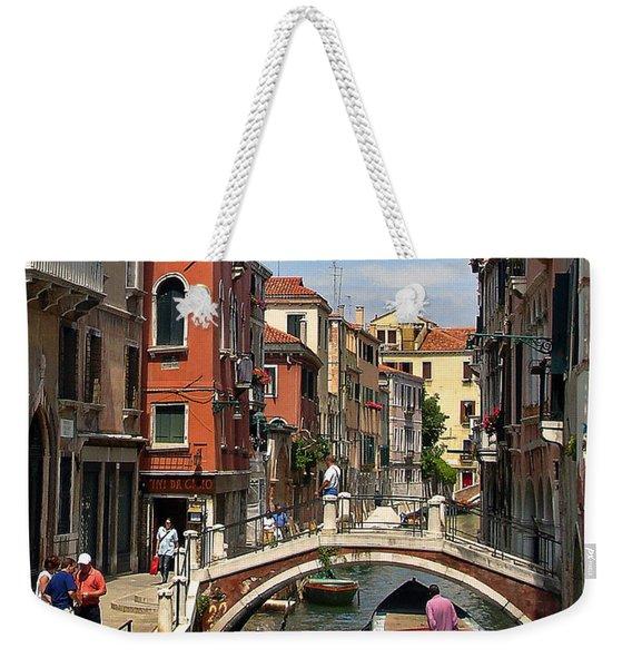 Activity Weekender Tote Bag
