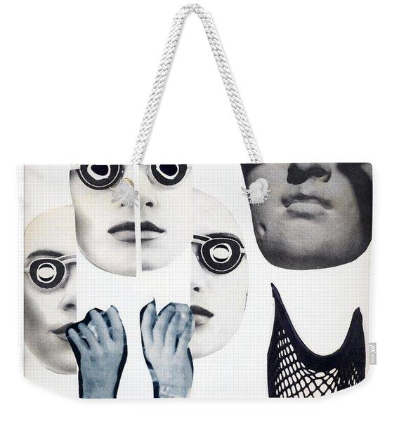 Adam And Eves Weekender Tote Bag