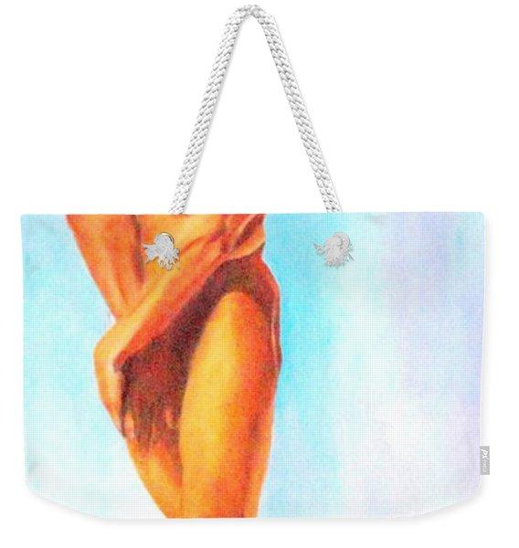 Adam Weekender Tote Bag