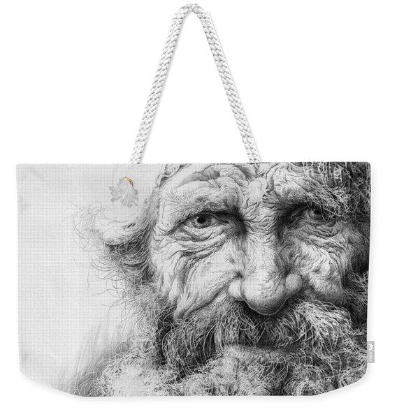 Adam. Series Forefathers Weekender Tote Bag