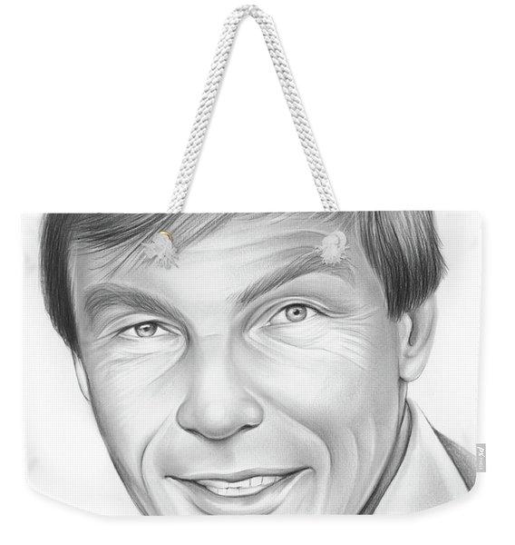 Adam West Weekender Tote Bag