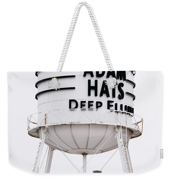 Adams Hats Deep Ellum Texas 061818 Weekender Tote Bag