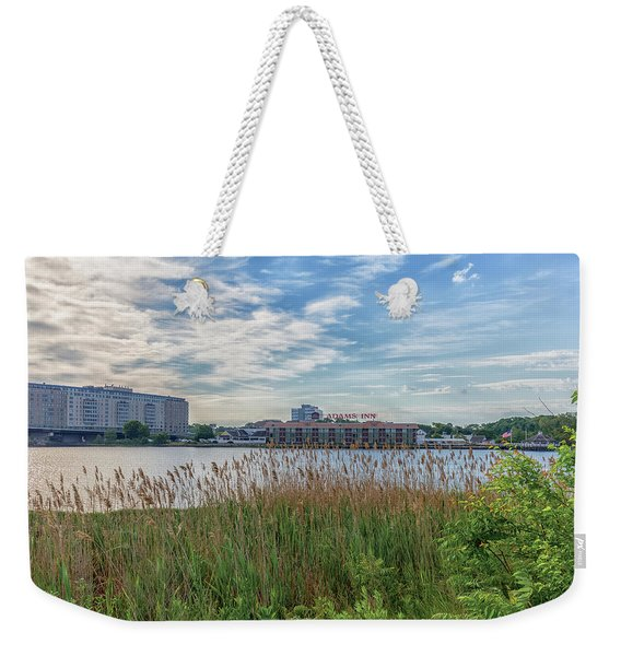 Adams Inn Weekender Tote Bag