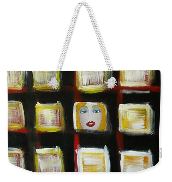 Addiction Weekender Tote Bag