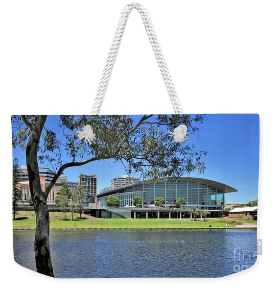 Adelaide Convention Centre Weekender Tote Bag