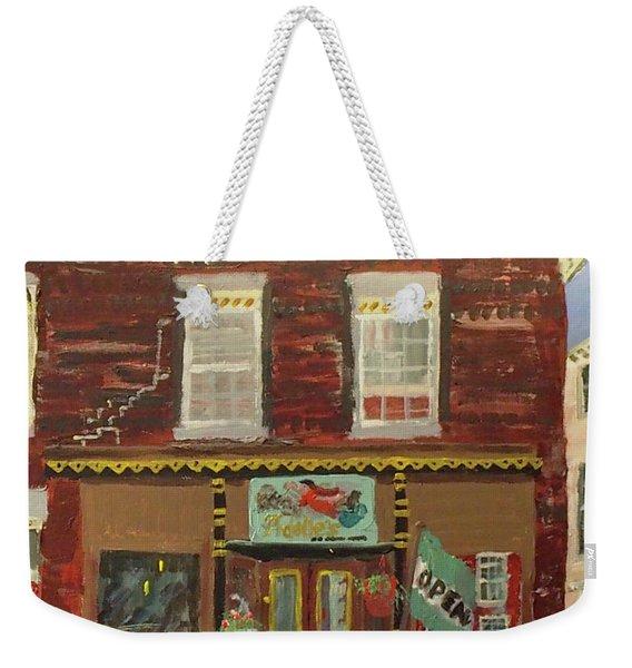 Adelle's Weekender Tote Bag