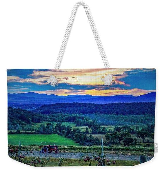 Adirondack Country Weekender Tote Bag
