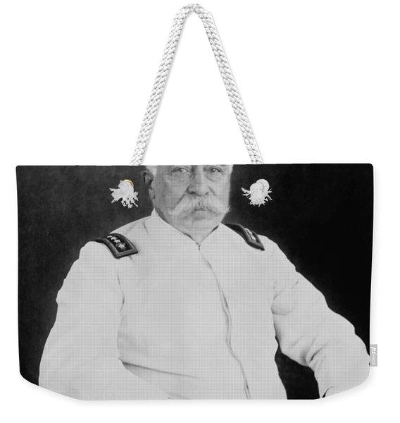 Admiral George Dewey Weekender Tote Bag