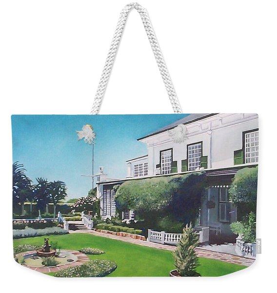Admiralty House Weekender Tote Bag