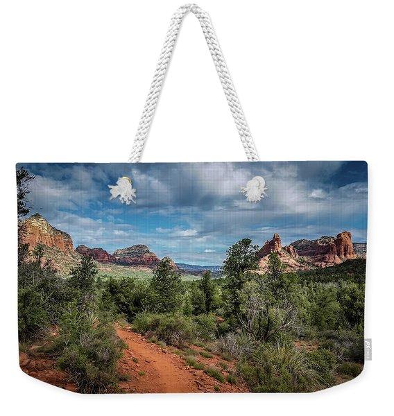 Adobe Jack Trail Weekender Tote Bag