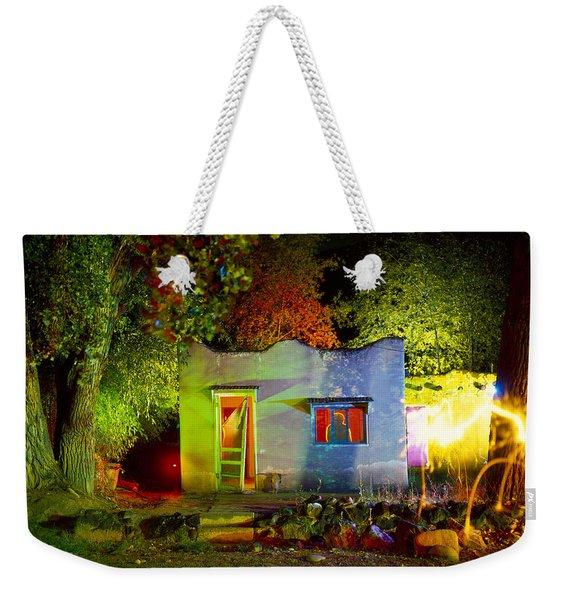 Adobe Motel Weekender Tote Bag