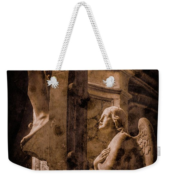 Paris, France - Adoring Angel Weekender Tote Bag