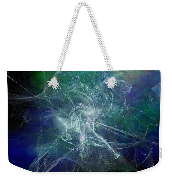 Aeon Of The Celestials Weekender Tote Bag