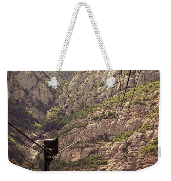 Aeri De Montserrat Weekender Tote Bag