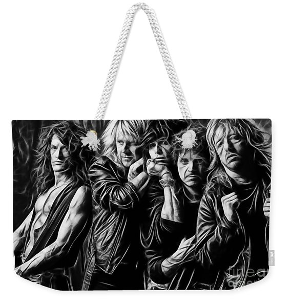 Aerosmith Collection Weekender Tote Bag