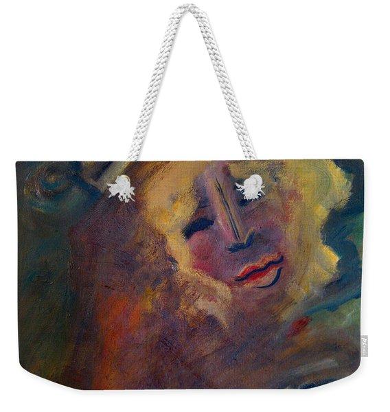 Affection Of Raven Weekender Tote Bag