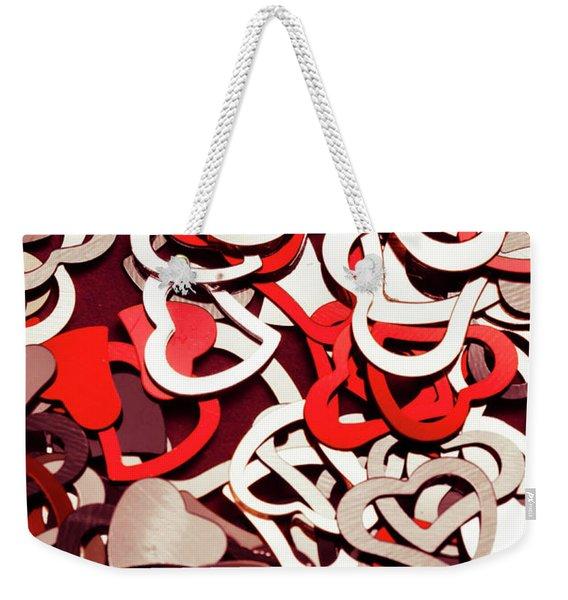 Affection Reflection Weekender Tote Bag