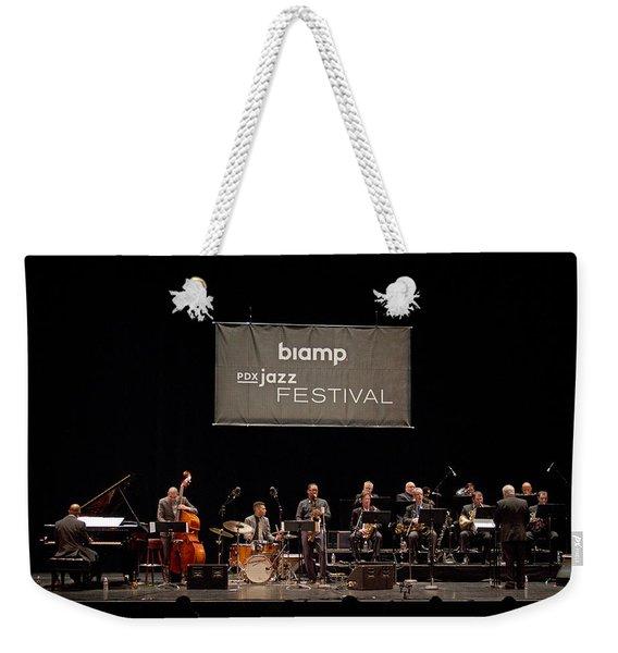 Africa Brass 3 Weekender Tote Bag