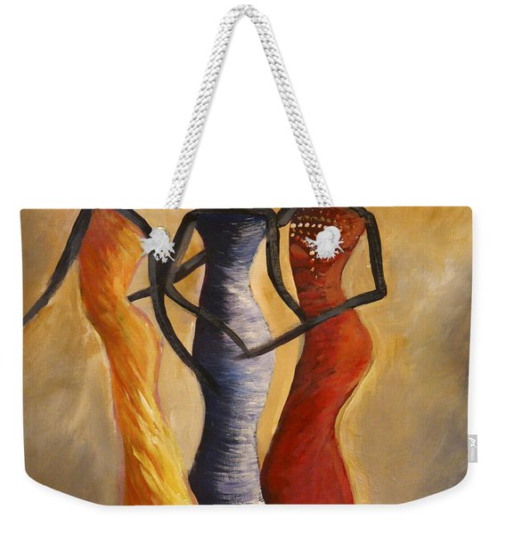 African Queens Weekender Tote Bag