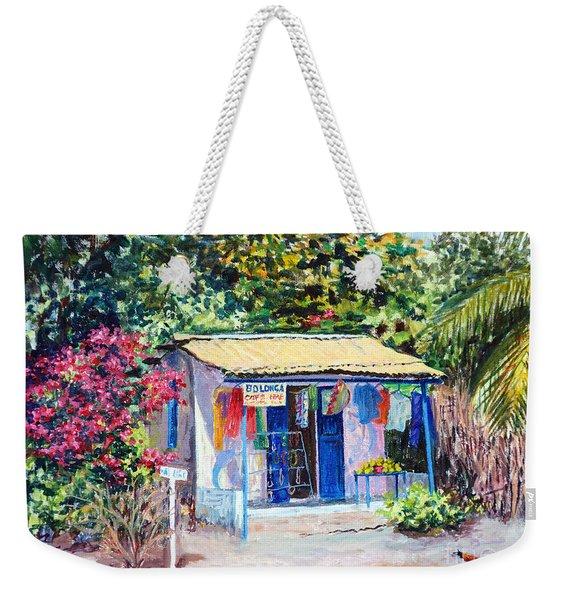 African Shop Weekender Tote Bag