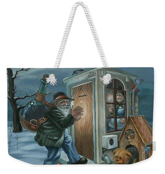 Afsacat Hashmal Weekender Tote Bag