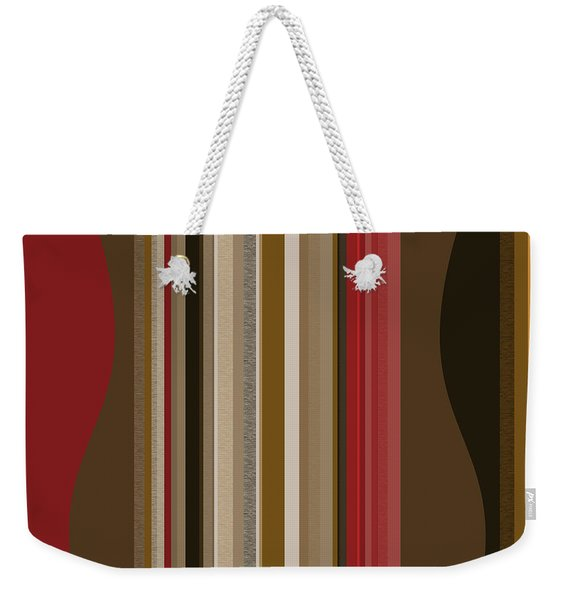 After Midnight Two Weekender Tote Bag