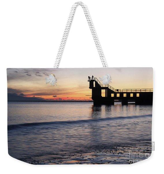 After Sunset Blackrock 2 Weekender Tote Bag