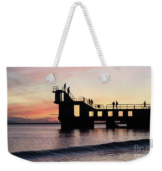 After Sunset Blackrock 4 Weekender Tote Bag
