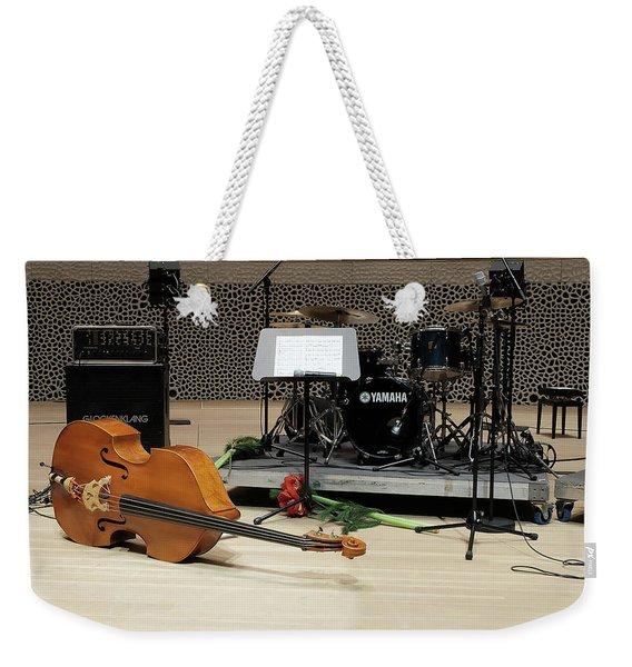 After The Concert Weekender Tote Bag