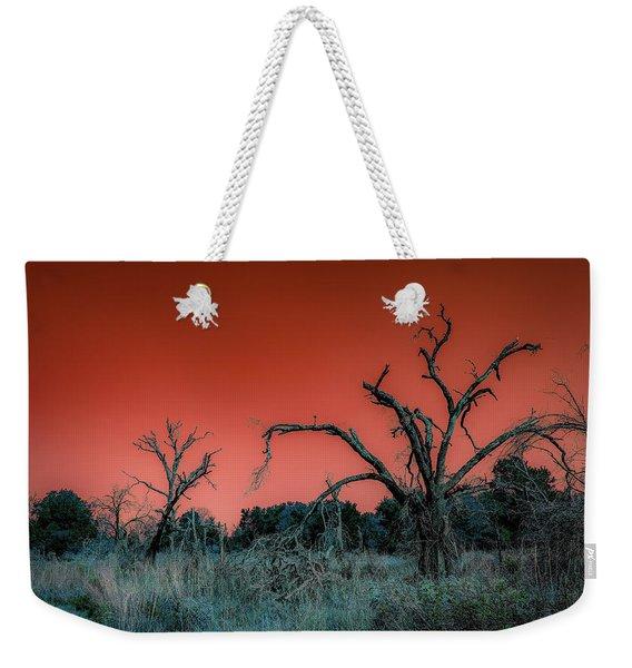 After The Hurricane Wars Weekender Tote Bag