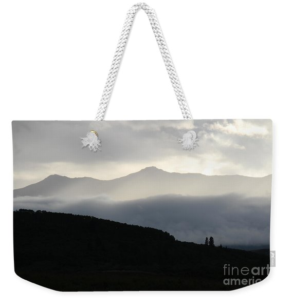 The Quiet Spirits Weekender Tote Bag
