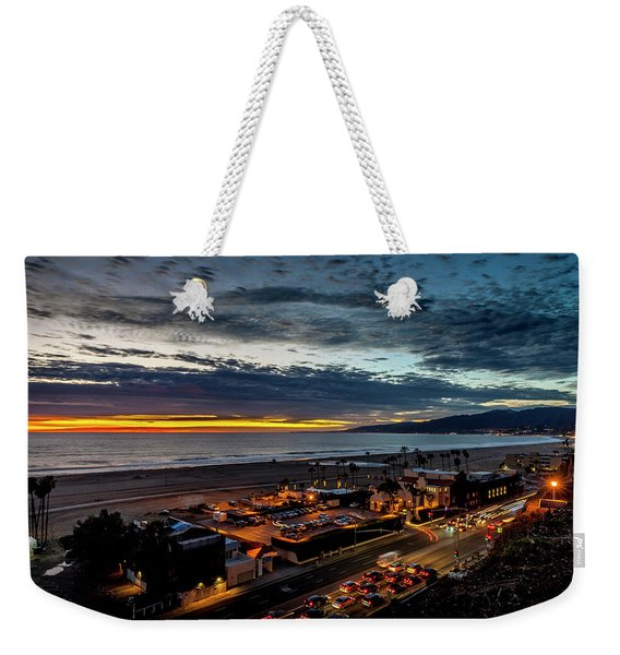 After The Storm And Rain  Weekender Tote Bag