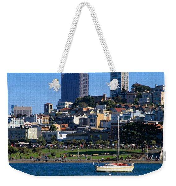 Afternoon At Maritime Park Weekender Tote Bag