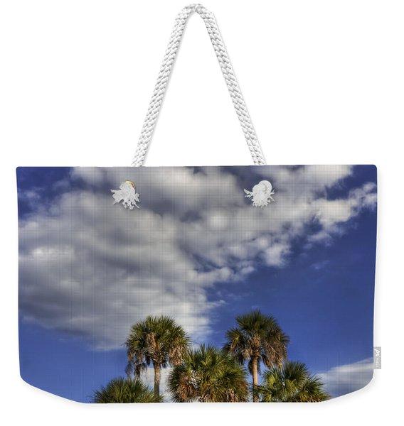 Afternoon High Weekender Tote Bag