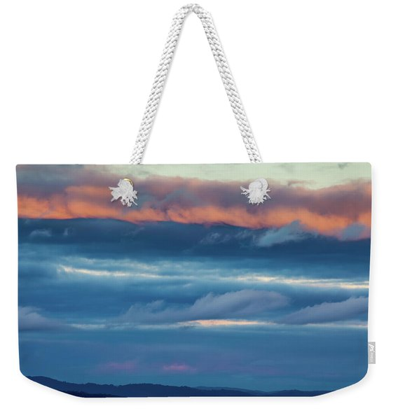 Afternoon Sandwich Weekender Tote Bag