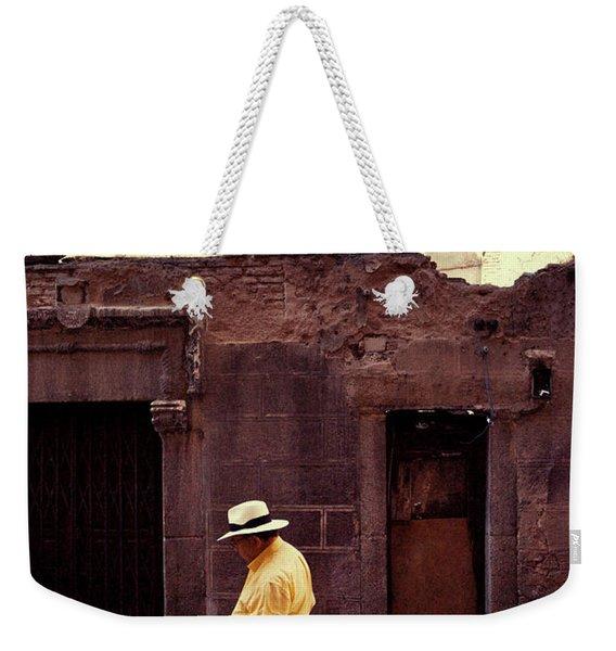 Afternoon Stroll Weekender Tote Bag